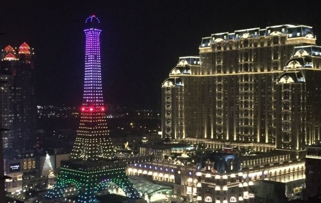 Las Vegas Sands beats estimates on Macau strength