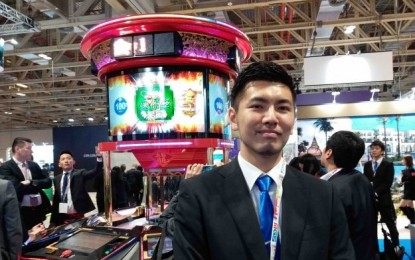Aruze Gaming products in tune with times: executive