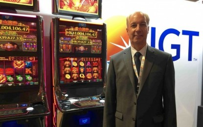 IGT looks to Asia casino launch of mobile back-bet app