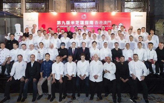 Three Macau casino eateries join Michelin star list