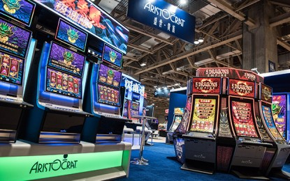 New 'Games of Fortune' titles boost Aristocrat offering