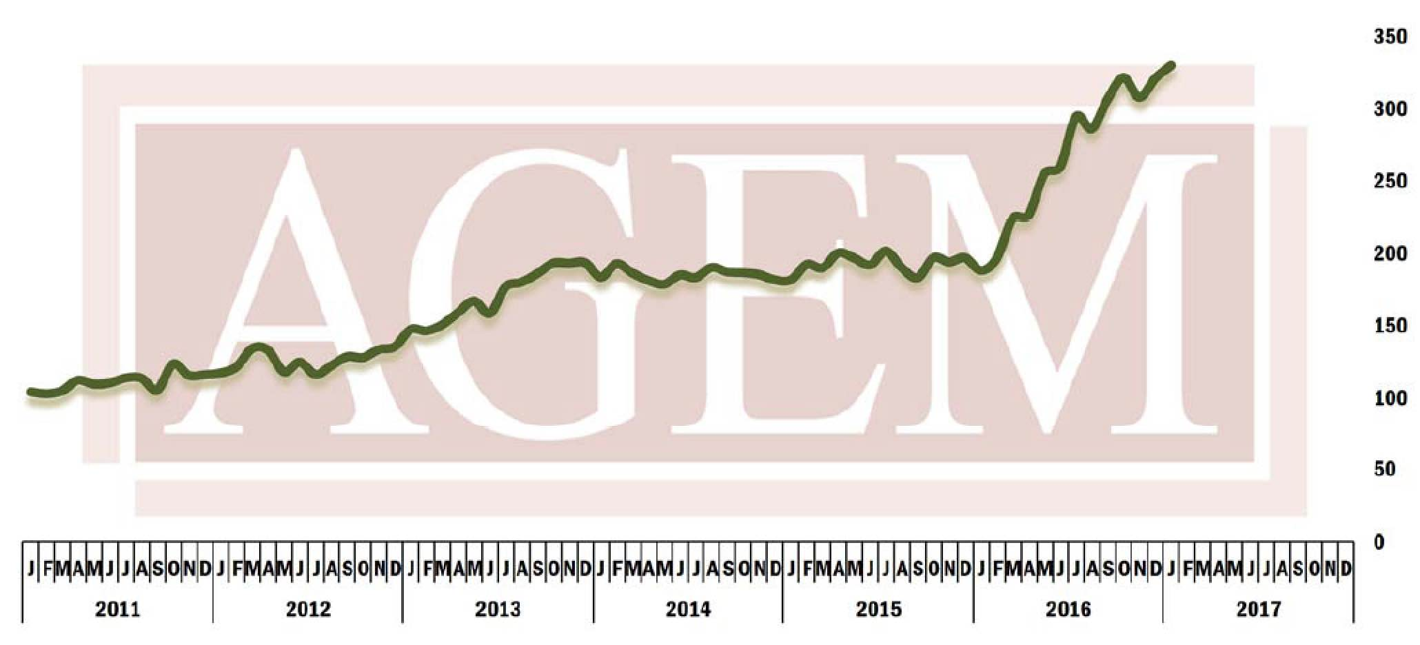 AGEM Index Jan 2017