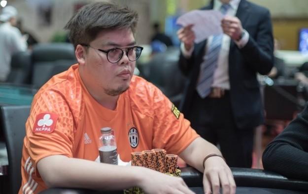 Hong Kong's Alan Lau wins 26th Macau Poker Cup