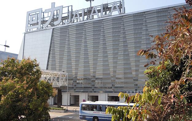 Macau's Jai Alai hotel opens in time for Grand Prix