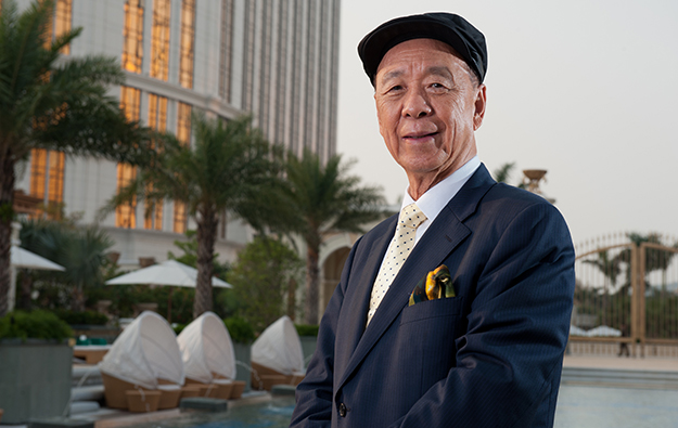 Part of Galaxy Macau Phase 3 open by 2019: chairman