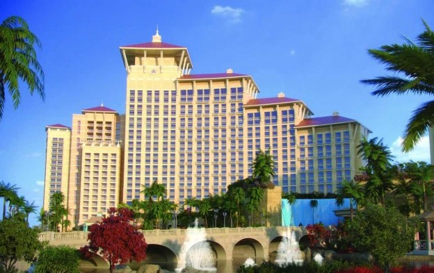 Bahamas nods gaming permit for Baha Mar