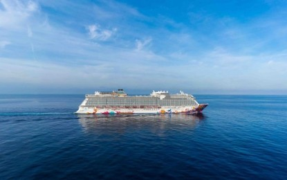 Genting ship back to Singapore as voyager Covid-19 positive