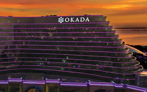 Okada Manila power interruption affected casino