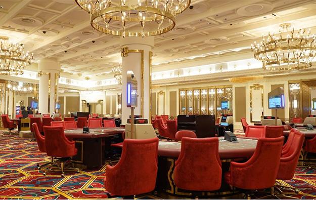 Casino at S. Korea's Paradise City shut indefinitely