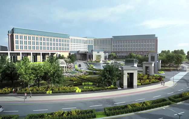 South Korea's Paradise City casino resort to open today