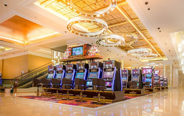 Winford hotel casino in Metro Manila holds official opening