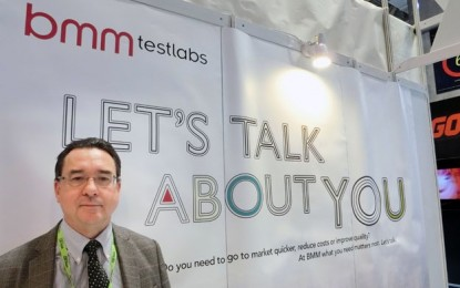 BMM expects continued growth in Asian game test demand