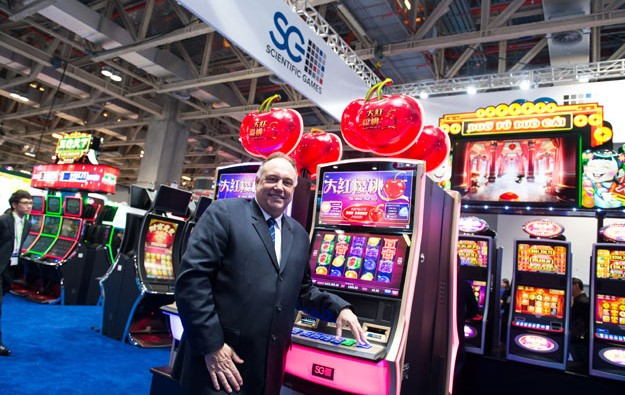 Sci Games growing market share in Asia: Ken Jolly