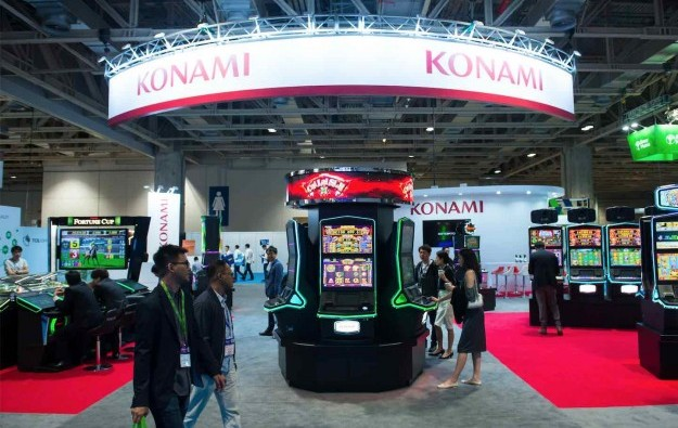 Konami gaming equipment margins to improve: Nomura