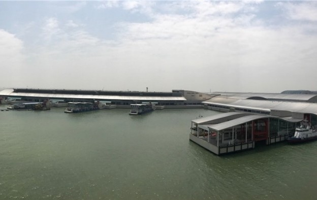 Macau's new ferry terminal launches June 1
