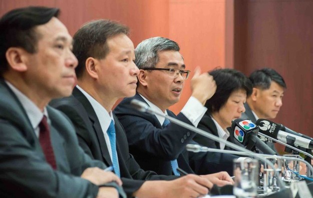 Macau gaming-related crime cases up 15pct in 1Q