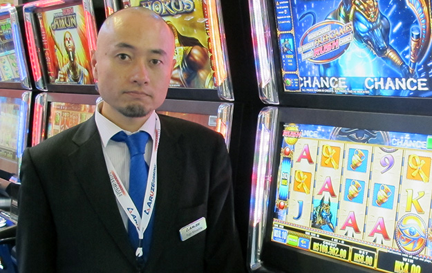 Aruze Gaming's global CEO joins Donaco board