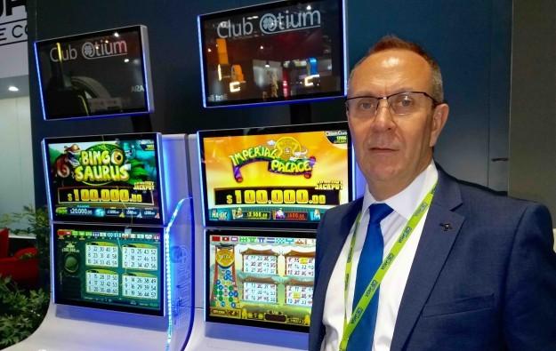 Bingo opening Asian doors for Novomatic: Levy