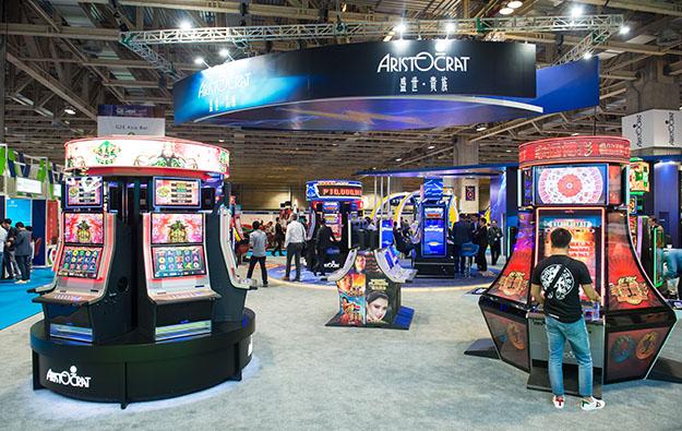 Aristocrat profit up 41pct, US$1bln bid for social casino