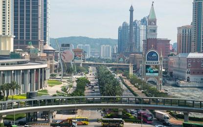 3 yr Macau casino EBITDA gain streak at risk: JP Morgan