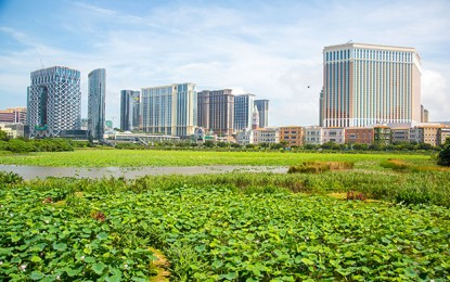 Macau gaming tax revenue up 6pct in 1Q