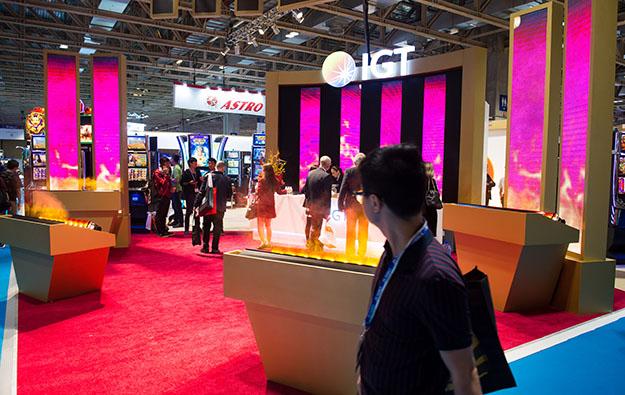 Casino tech giants IGT, Sci Games in cross-licence deal