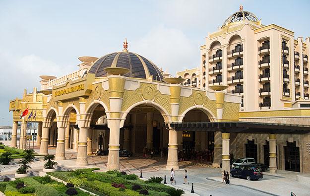 Macau Legend full-2017 revenue up, loss widens