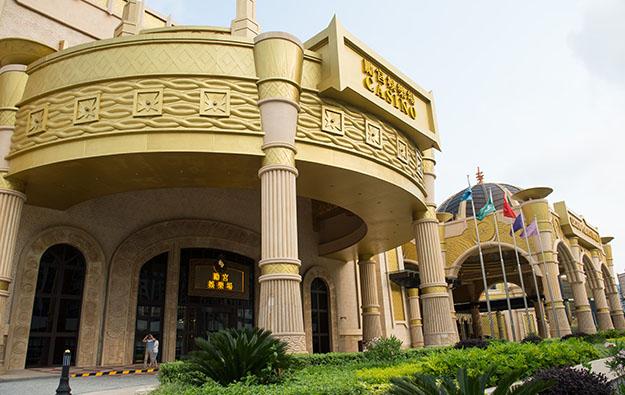 Macau Legend director's relative to promote VIP room