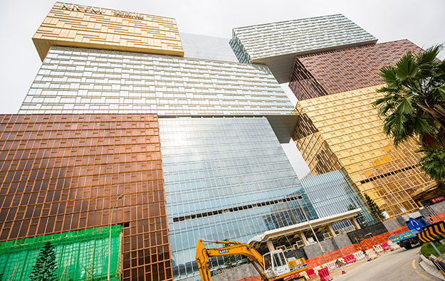 MGM China operating profit down almost 60pct in 3Q