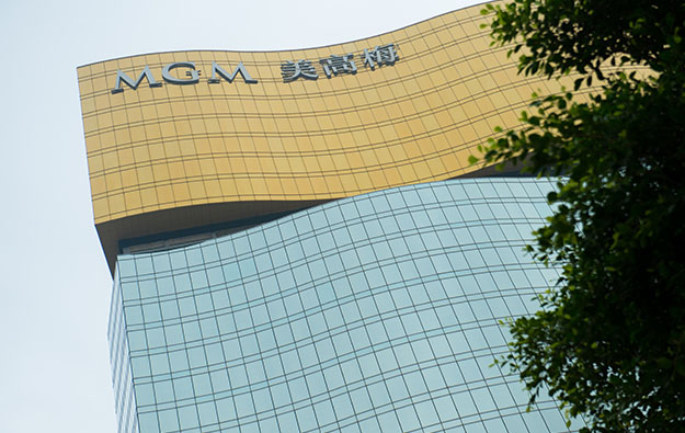 MGM China flags bonus to staff, in two instalments