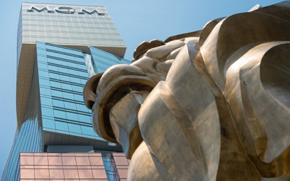 MGM China seeks to ease US$1.25-bln debt pressure
