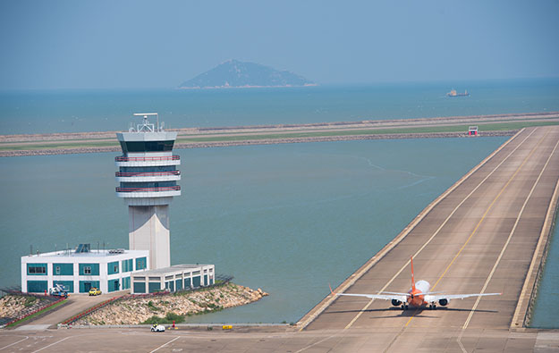 Macau airport 2020 passenger volume down 88 pct y-o-y