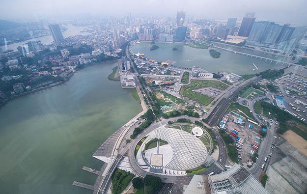 Macau gaming tax take circa US$9.5bln to August, up 1.5pct