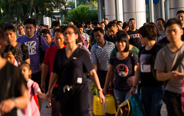 CNY timing drives January arrivals to Macau down 5pct
