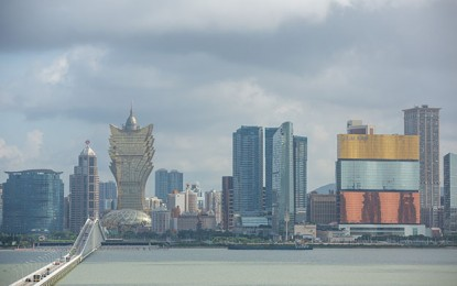 Fitch expects Macau2021GGR at35pct of 2019 levels