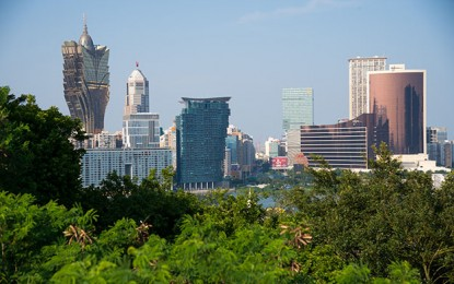 Macau gaming tax revenue up 17 pct in year to August