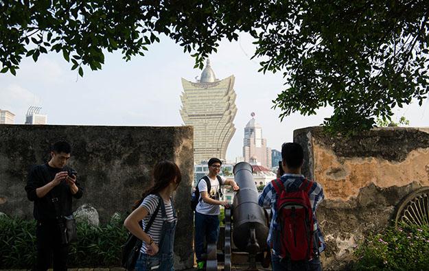 Macau tourist price index flat in first quarter