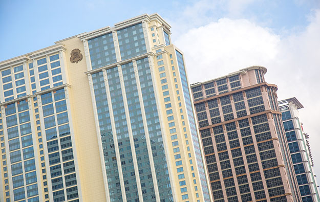 Phased revamp of Cotai Central into The Londoner: Sands