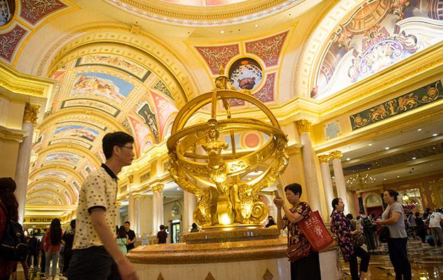 New attack drill Friday for Macau casino sector: govt