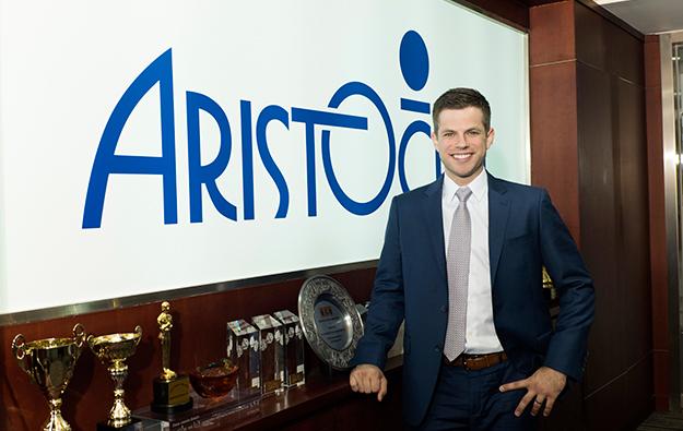 Aristocrat promotes Rowe to managing director Asia-Pacific
