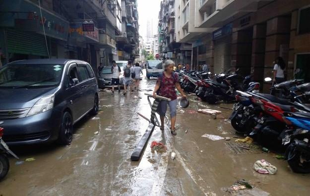 Macau casino firms pledge US$27mln for typhoon relief