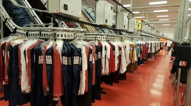 Casino staff uniform tracking via RFID now common in Asia