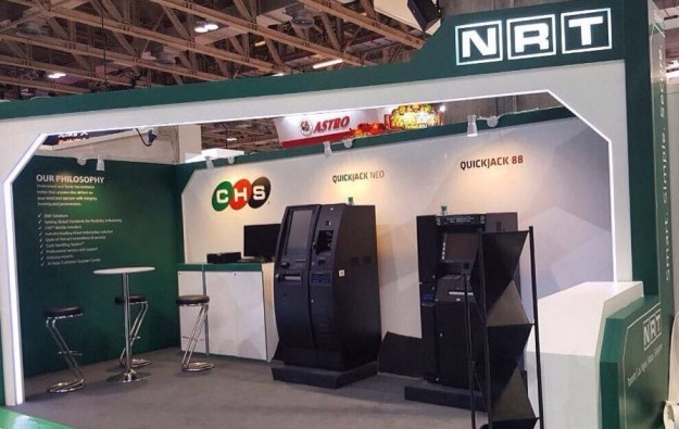 Casino kiosk firm NRT merging with Sightline Payments