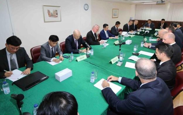 Macau operators to conduct 'attack' training