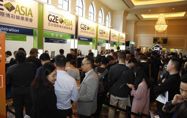 G2E Asia 2018 organisers say 90 pct floor space sold