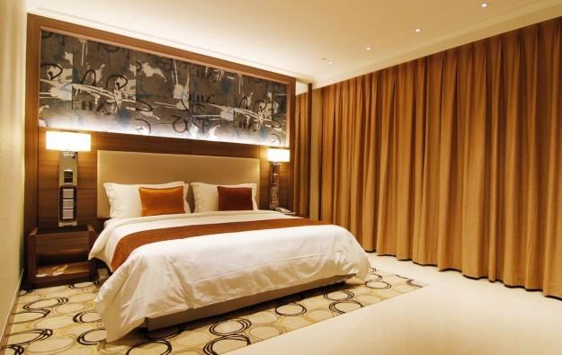 Macau five-star hotel occupancy at 92 pct in 1H