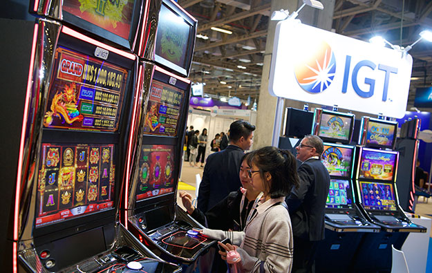 IGT 2018 leverage likely up, earnings upside: analyst