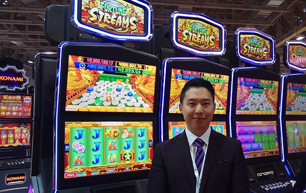 Konami slots clock good sales in Asia: marketing exec