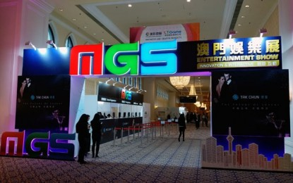 MGS Entertainment Show 2017 starts today
