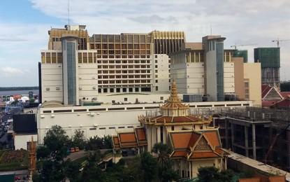 NagaCorp US$77mln loss as Cambodia casino closed most 1H